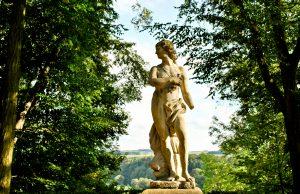 Diana im Park