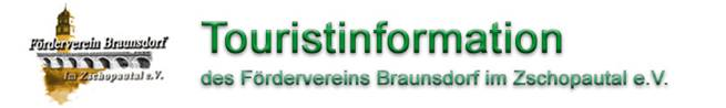 Touristinformation des Förderverein Braunsdorf