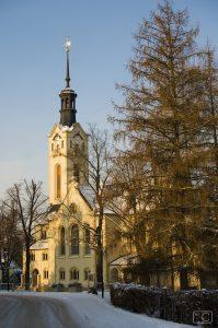 Kirche Niederwiesa