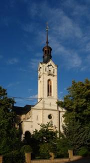 Kirche von Niederwiesa