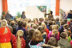 Grundschule Seeber - Bildenthüllung