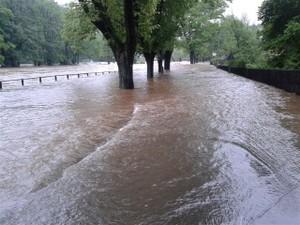 Jahrhundert-Hochwasser 2002